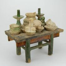 Chinese small table